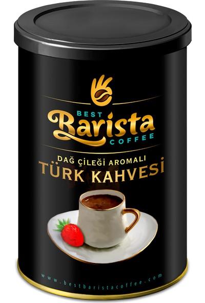 Best Barista Coffee Dağ Çileği Aromalı Türk Kahvesi 250 gr
