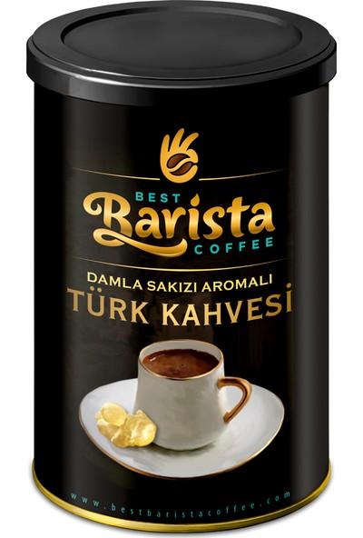 Best Barista Coffee Damla Sakızı Aromalı Türk Kahvesi 250 gr