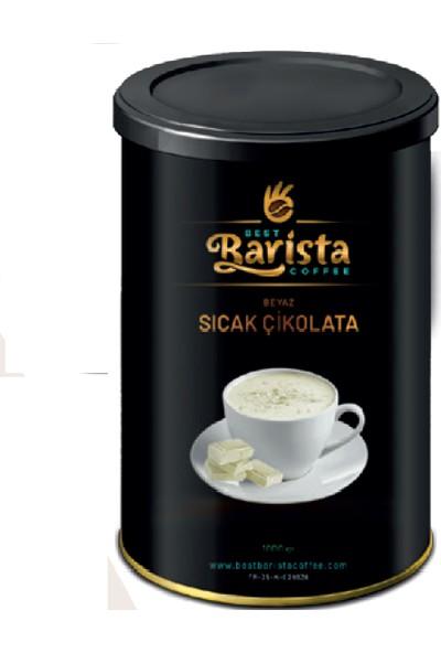 Best Barista Coffee Beyaz Sıcak Çikolata 1000 gr