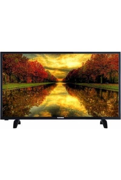 """Telefunken 43TF4025 43"""" 109 Ekran Uydu Alıcılı Full HD LED TV"""