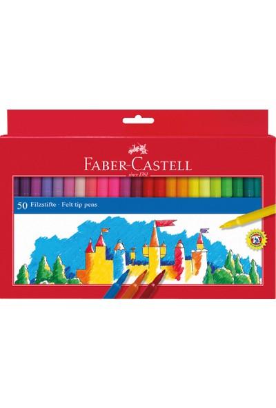 Faber-Castell UniColor Keçeli 50'li