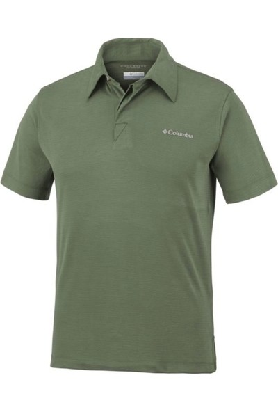 Columbia EM6527-302 Sun Ridge Kisa Kollu Polo Shirt
