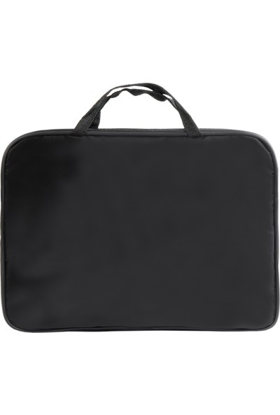 "Nossen NB-1005 16"" Parlak Siyah Notebook Çantası"