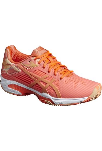 Asics Turuncu Kadın Tenis Ayakkabı E854N-0630