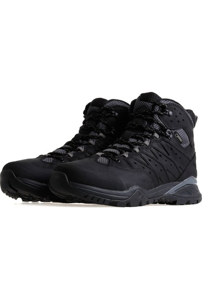 The North Face Siyah Erkek Trekking Bot Ve Ayakkabısı T92Yb4Ku6 M Hh Hike ii Md Gtx