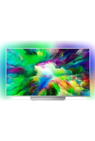 """Philips 49PUS7803/12 49"""" 123 Ekran Uydu Alıcılı 4K Ultra HD Smart LED TV"""