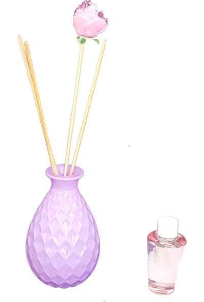 Ery Bambu Çubuklu Oda Kokusu (Gül Kokulu)