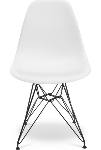 Eames Beyaz DSR Sandalye