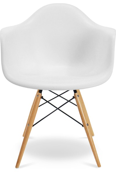 Eames Beyaz DAW Sandalye