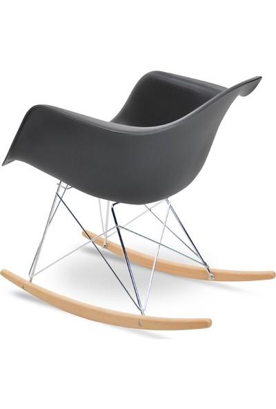 Eames Siyah RAR Sandalye