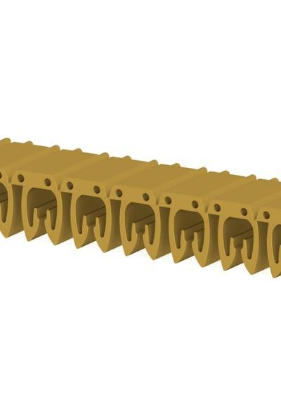 Klemsan Kodsis Kablo Etiketleme Ke2 (U) Harfi 518030