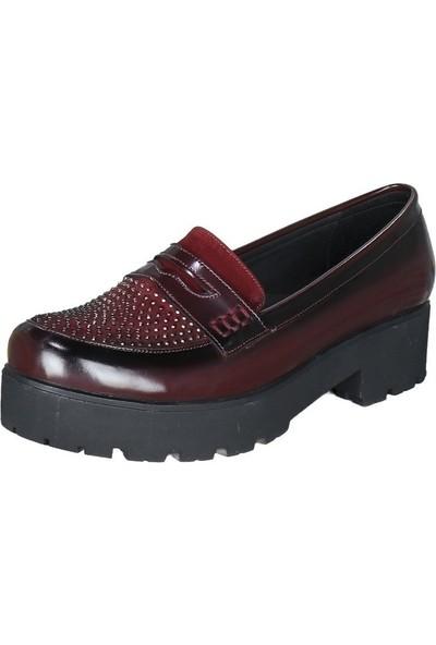 Ony 509 Taşlı Günlük Ayakkabı