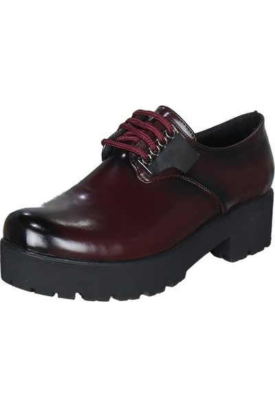 Ony 514 Kalın Taban Ayakkabı