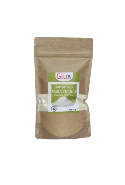 Gluno Glutensiz Önpişirilmiş Fasulye Unu 250 gr