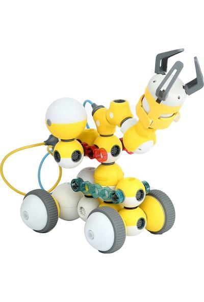 Mabot STEM Robotik Kodlanabilir Robot Oyuncak - Deluxe Kit - MA1003