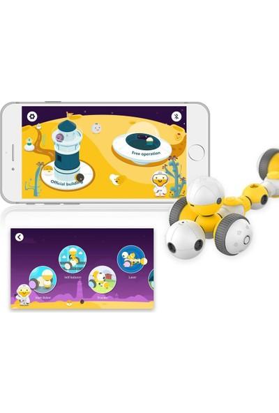 Mabot Çocuk Eğitim Robotu STEM Robotik Kodlanabilir Robot Oyuncak - Deluxe Kit - MA1003