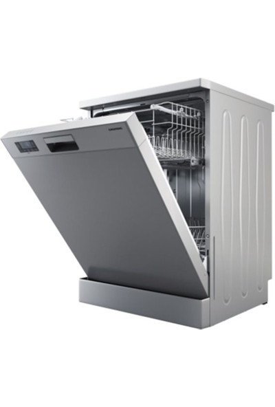 Grundig GDF 5302 S A+ 5 Programlı Bulaşık Makinesi