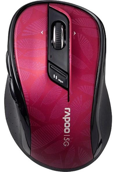 Rapoo 5GHz Kablosuz Optik Kırmızı Mouse