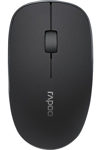 Rapoo 16879 3510 Kablosuz Optik Siyah Mouse