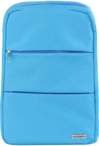 "Nossen NS-1820 15.6"" Mavi Notebook Sırt Çantası"