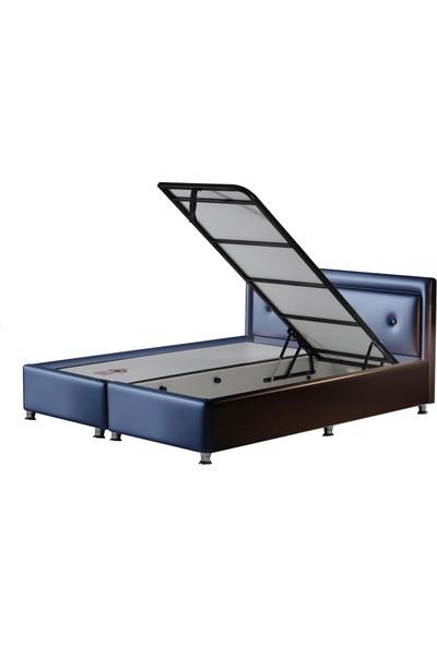 Pony Yatak Frigya Yatak Sandıklı Baza Başlık Set