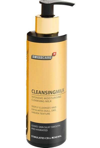 Swisscare Cleansing Milk Cilt Temizleme Sütü (Cildi Temizler Ve Makyajdan Arındırır)