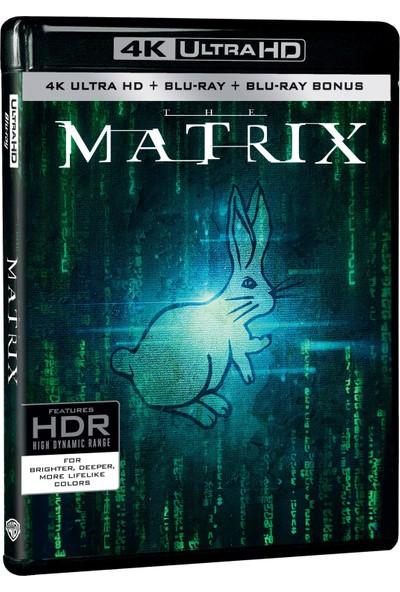 The Matrix 4K UHD+ BD + BD Bonus