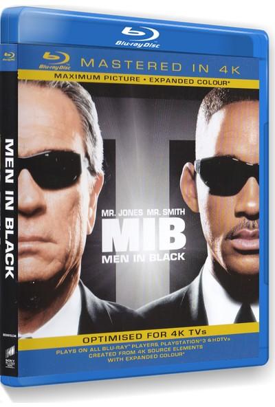 Men In Black (Siyah Giyen Adamlar) (Blu-Ray Mastered İn 4K)
