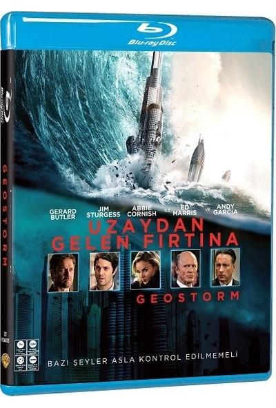Geostorm - Uzaydan Gelen Fırtına (Blu-Ray)