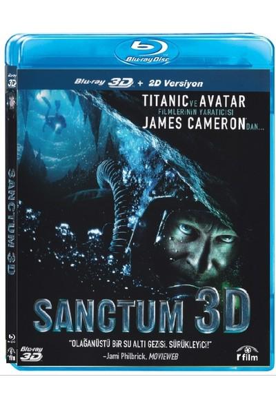 Sanctum (3D Blu-Ray +Blu-Ray) Tek Disk