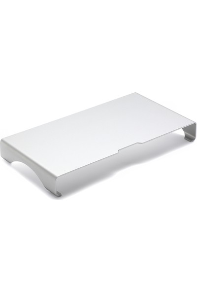 iDock L13 Bilgisayar Monitör Yükseltici Klavye ve Depolama Organizatör Standı