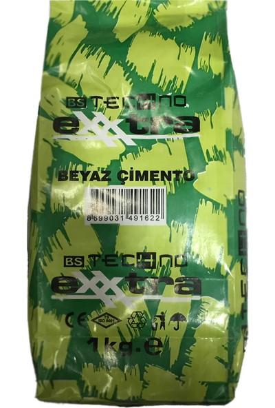 Exxtra Beyaz Çimento 1 kg