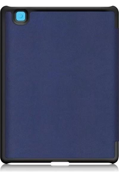 Kobo Aura H2O 6.8 İnç Edition 2 E-Kitap Okuyucu Kılıfı Lacivert