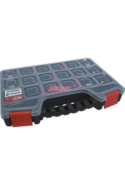 Probox 05337 Plastik Organizer Kutu 20 Bölmeli