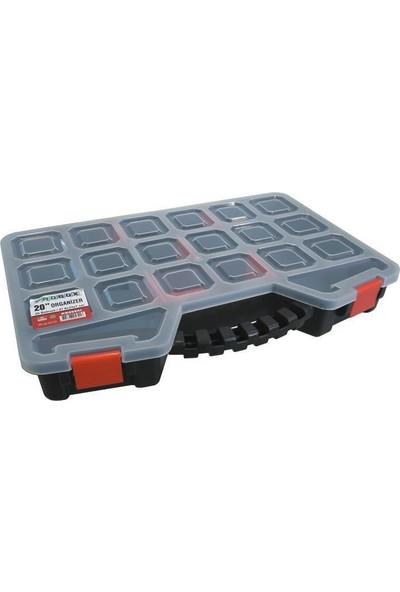 Probox 05341 Plastik Organizer Kutu 20 Bölmeli