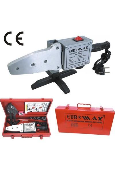 Euromax 75201 Plastik Boru Kaynak Makinesi (Sac Gövde)