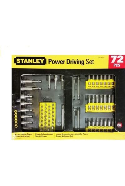 Stanley Ste06072 Bits Lokma Ve Vidalama Seti 72 Parça
