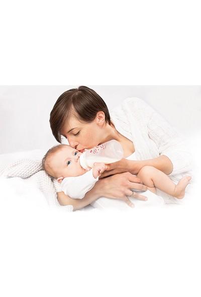 Canpol Babies Newborn Collection EasyStart Antikolik BPA'sız Biberon Beyaz 0 Ay+ 120 ml