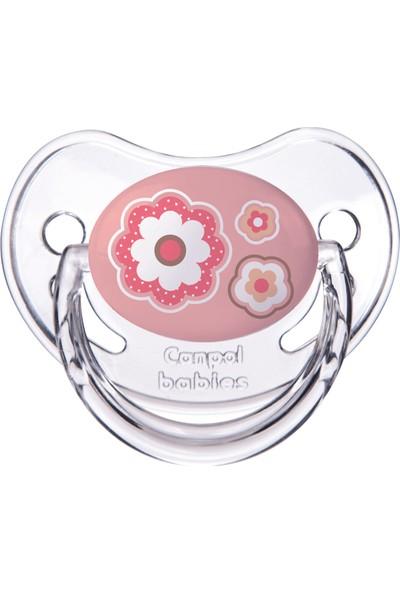 Canpol Babies Newborn Baby Collection BPA'sız Simetrik 0 - 6 Ay Emzik