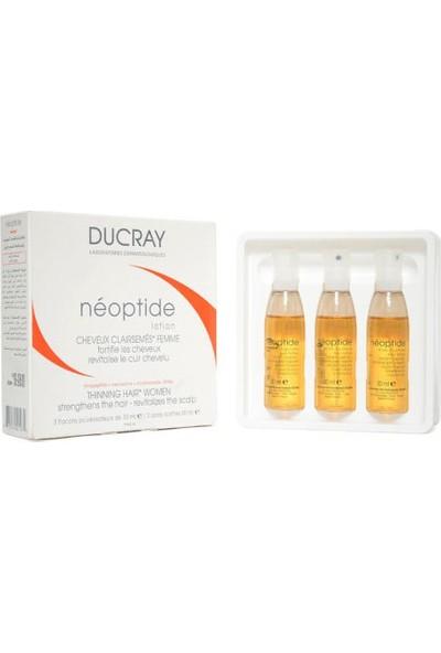 Ducray Neoptide Kadın Tipi Dökülmeye Karşı Losyon 3x30ml