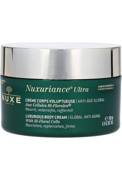 Nuxe Nuxuriance Ultra Anti Aging Vücut Kremi 200ml