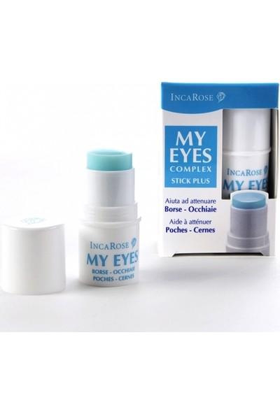 Incarose MY Eyes Complex Stick Plus 5 ml. Göz Altı Torba Ve Morluklarına Karşı Stik Krem