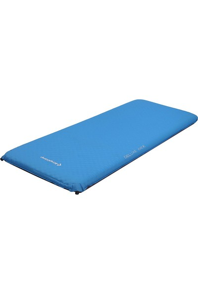 Kingcamp Blue/Grey Deluxe Wide Şişme Mat