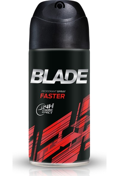 Blade Faster Erkek Deodorant 150ml