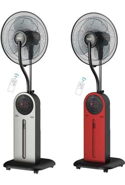 Raks SF16 Oli Soğuk Buharlı İyonizerli Uzaktan Kumandalı 100 Watt Vantilatör Gri Renk