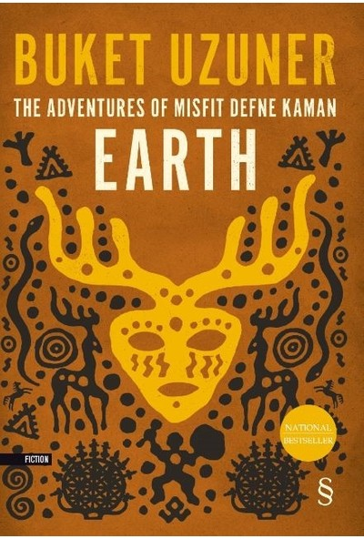 The Adventures Of Misfit Defne Kaman Earth - Buket Uzuner
