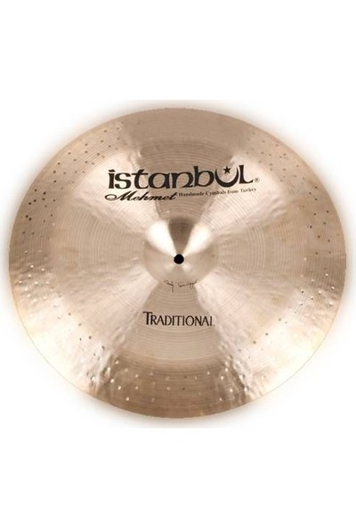 İst. Mehmet 16'' Traditional China Zil