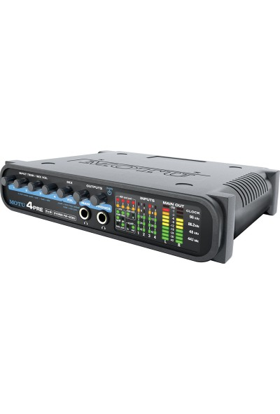 Motu 4Pre Hybrid Ses Kartı