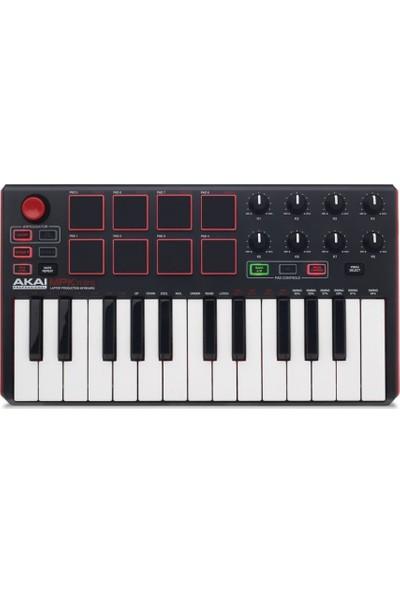 Akai Mpkmını 2 Müzik Prodüksiyonu Klavye Kontrol Cihazı