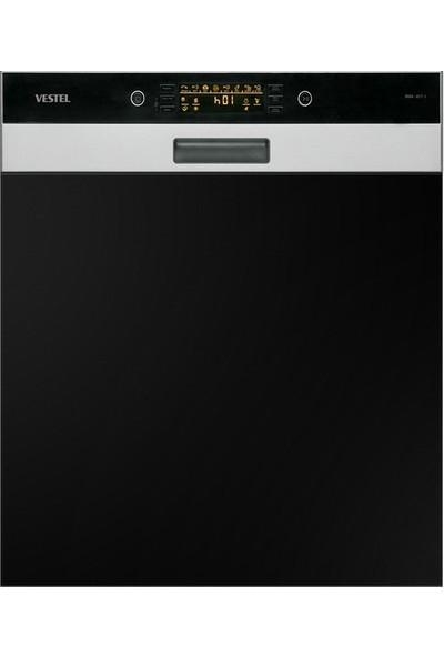 Vestel BMA-611 I A++ 6 Programlı Ankastre Bulaşık Makinesi